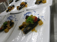 フランス屈指の料理学校をトップで卒業・星付きフランス人シェフのもとで修行しつづけるシェフが地元・南大阪で繰り広げるフレンチ
