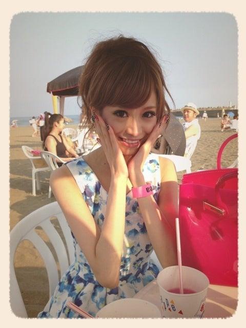 ♡大磯海の家〜♡|元小悪魔agehaモデル 愛沢えみりブログ by ameba