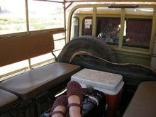 【とうとう】四十路女のありふれた日常-4WDも貸し切り状態。