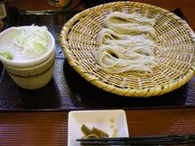 夫婦世界旅行-妻編-蕎麦2