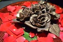 ルチアーノショーで働くスタッフのブログ-薔薇チョコ