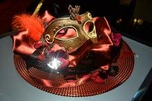 ルチアーノショーで働くスタッフのブログ-チョコ仮面