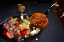 ルチアーノショーで働くスタッフのブログ-前菜、薔薇