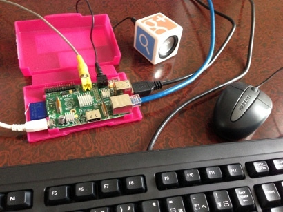 $英語で学ぶプログラミング-Raspberry Pi