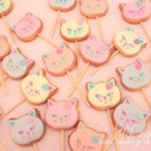 販売中のクッキー♡ …