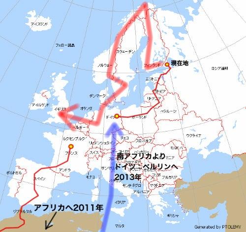 "Road To World Trip ""自転車""世界一周踏闘記-3"