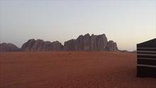 【とうとう】四十路女のありふれた日常-052809_砂漠の朝。