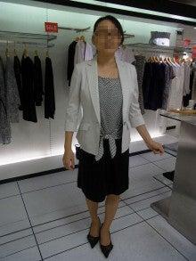 神戸のカラーリスト スタイリスト  トータル素敵プロデューサー☆みつこのブログ-ジャケットスタイル