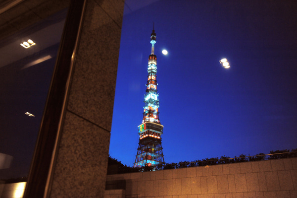 AMORE/趣味の散歩道-東京タワー