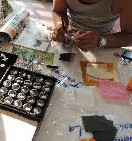 手作りハワイアンジュエリー体験教室  「メモリーズ」 のブログ