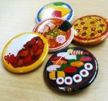 ノベルティ(缶バッジ・Tシャツ)製作日記