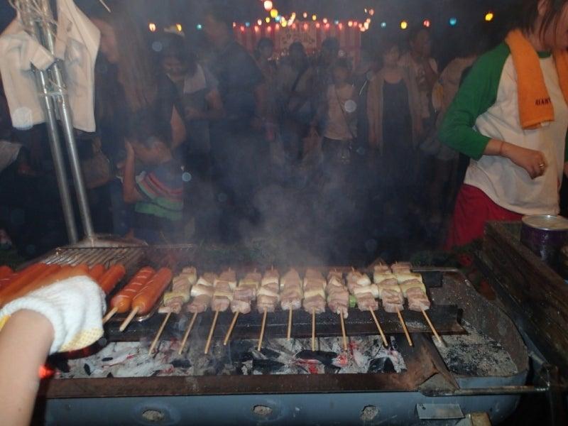 歩き人ふみの徒歩世界旅行 日本・台湾編-豚串の向こうに