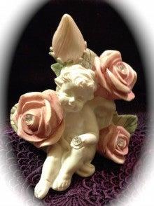 薔薇と天使とパワーストーン