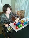 $カラーセラピストYukikoのカラーセラピー/和アート 川崎市ヒーリングサロンBianca