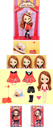 Blythe shop by Junie Moon
