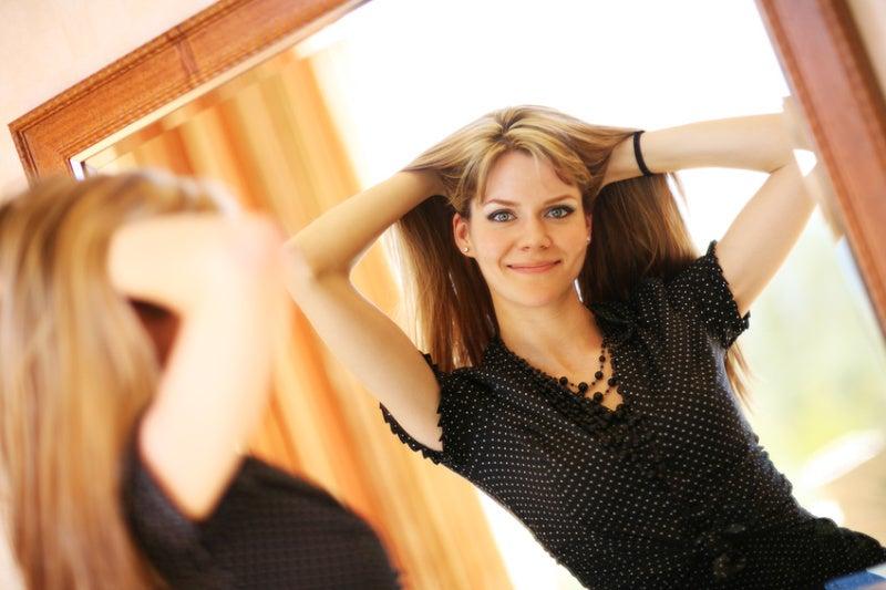 わたハラ(わたしハラスメント)・鏡