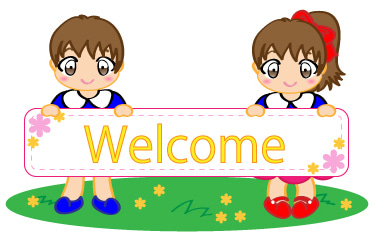 Tama's lovely material-welcome