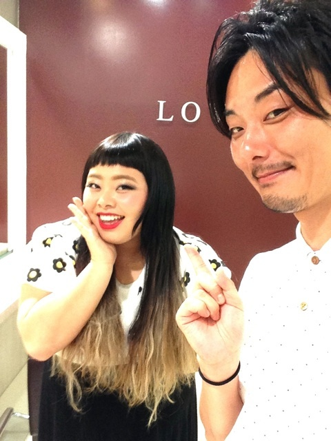 直美ちゃんの髪。 | air/LOVEST 木村直人 オフィシャルブログ Powered ...