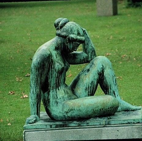 NAVER まとめ#69 アリスティード・マイヨール 彫刻作品集