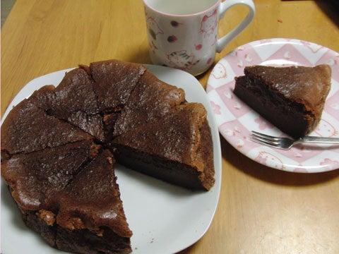 ルータン♪の気まぐれ日記☆-20130824ケーキ