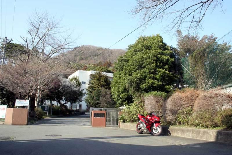 田代城/愛川中学校