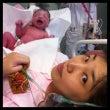 妹が産まれました。
