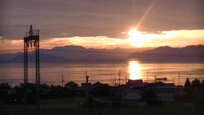 おまけ道@琵琶湖畔で実家生活♪ポテチンっ♪-20130826mon