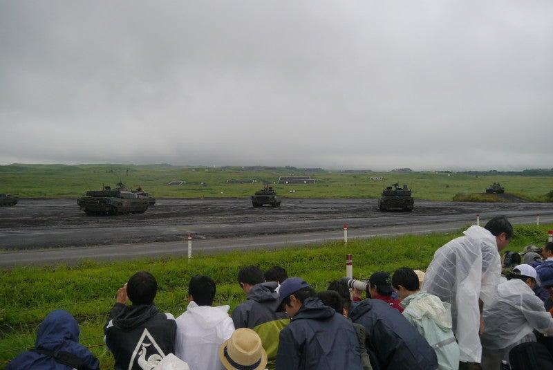 富士総合火力演習-5