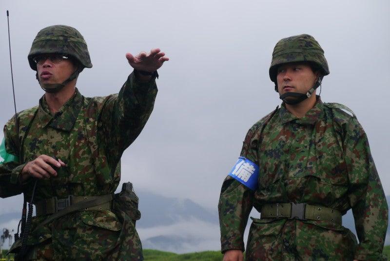 富士総合火力演習-11