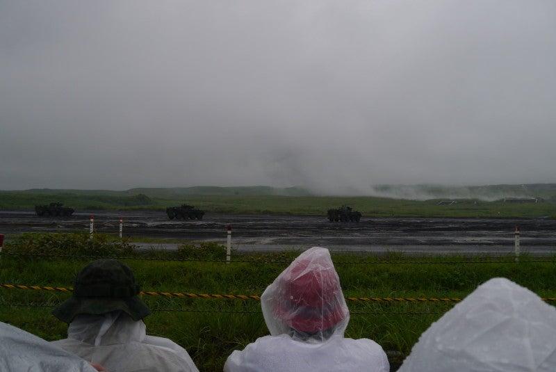 富士総合火力演習-7