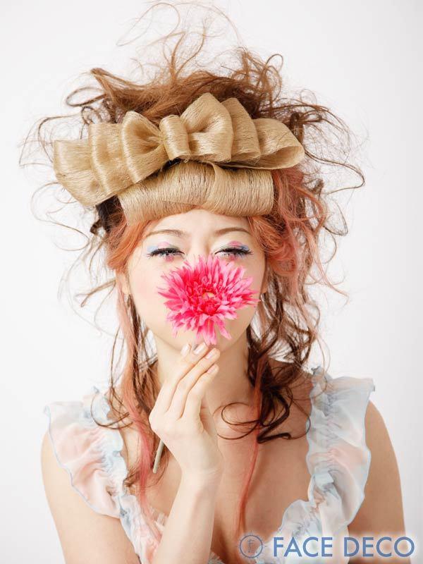 Beauty処方箋:[FACE DECOフェイスデコ]美容室・理容室・ヘアメイク・着付け:埼玉県さいたま市浦和区・所沢市/東京都東村山市(久米川)