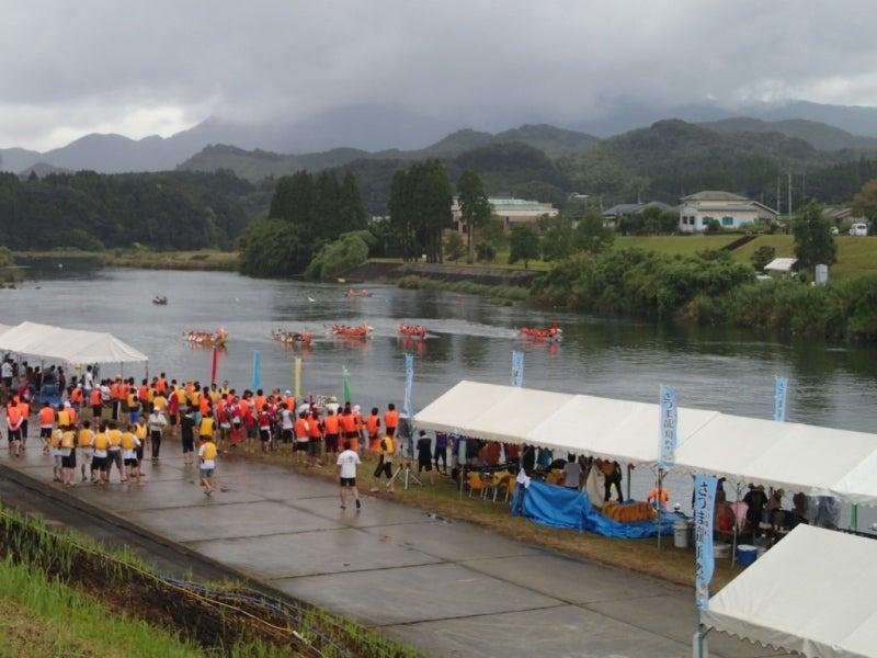 歩き人ふみの徒歩世界旅行 日本・台湾編-レース開始