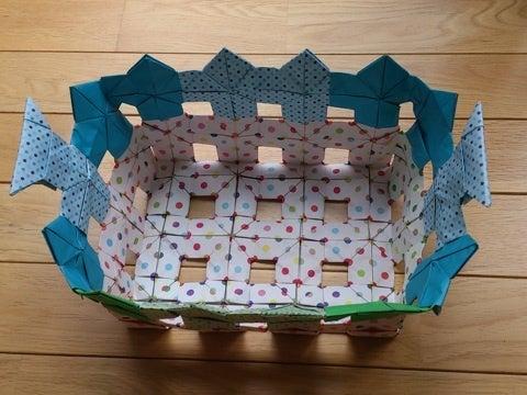 簡単 折り紙 : 折り紙 小物 : ameblo.jp