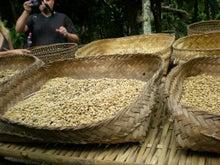 夫婦世界旅行-妻編-コーヒー豆干し