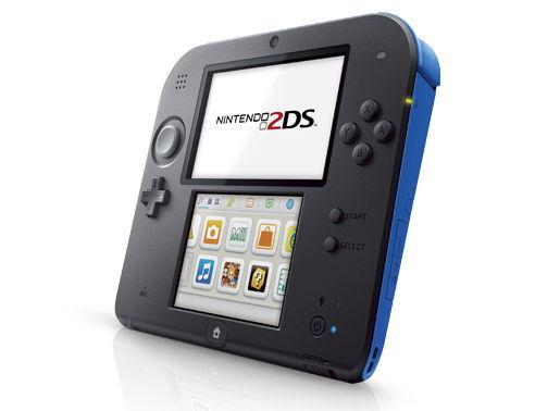 ニンテンドー2DS Nintendo 2DS