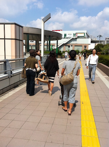 ココデ自分を活かす!ココデ★コミュニティ-walk
