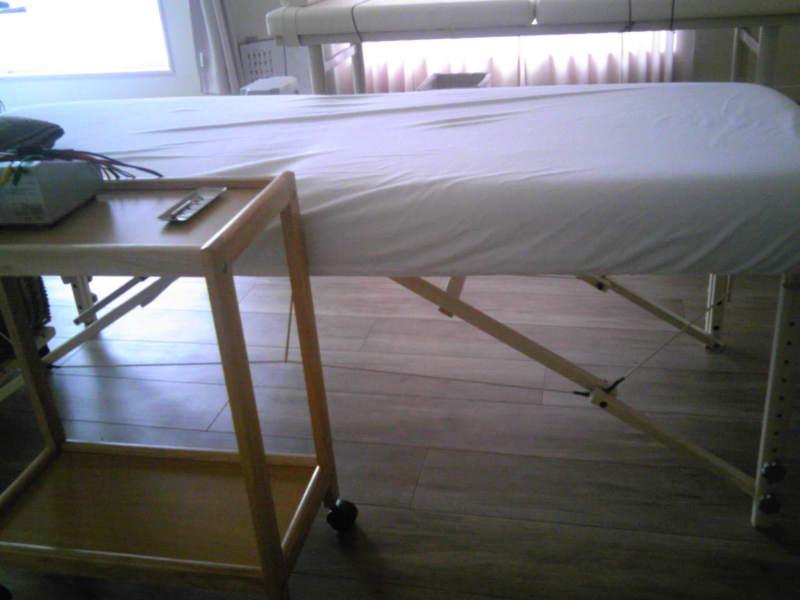$加古川市 はり灸 GARBO 山崎のブログ-鍼のベッド