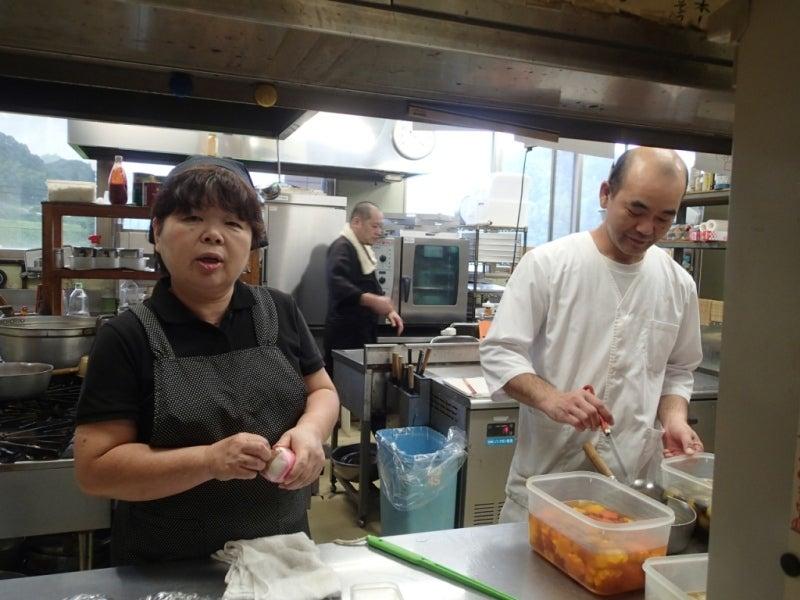 歩き人ふみの徒歩世界旅行 日本・台湾編-厨房