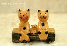 夫婦世界旅行-妻編-バリ猫