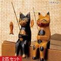 夫婦世界旅行-妻編-釣りバリ猫