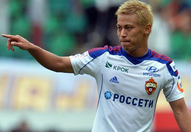 本田圭佑 CSKA ミラン 夏 移籍マーケット