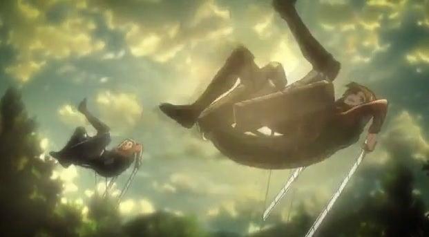 はるのつぶやき-進撃の巨人_リヴァイ班03