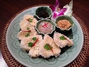 タイ料理レストラン トゥンテン 今月のお勧め!-カオタンナータン