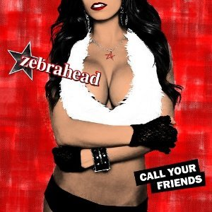 SNOW BLIND WORLD-ZEBRAHEAD