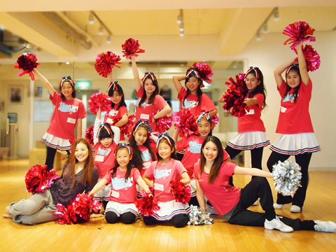 東京ガールズチアダンス