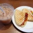 この前のcafe♡