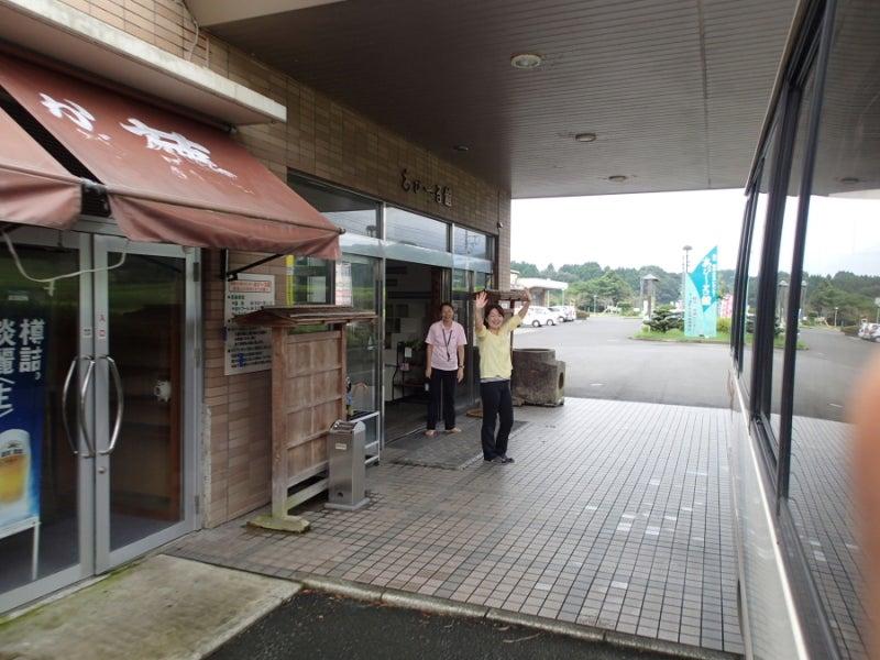 歩き人ふみの徒歩世界旅行 日本・台湾編-あびーる館を出る