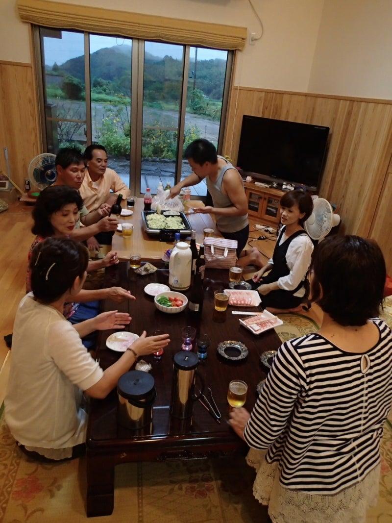 歩き人ふみの徒歩世界旅行 日本・台湾編-にいにの家