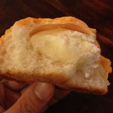 メロンパンブログ-マンゴージャムとホイップクリーム