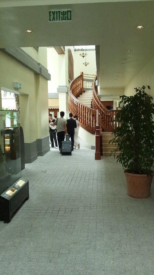 ザ・レパルスベイの階段